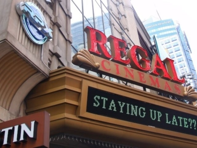 Regal Cinemas Possibly Closing All US Locations Following 'No Time to Die' Delay