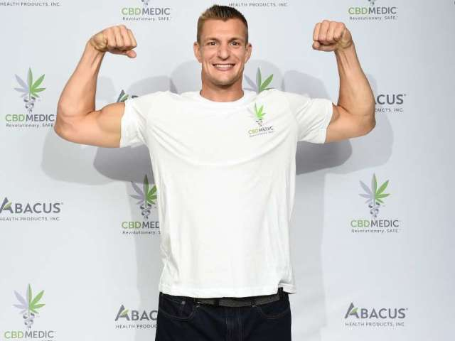 Rob Gronkowski Reportedly Close to Signing Deal With WWE