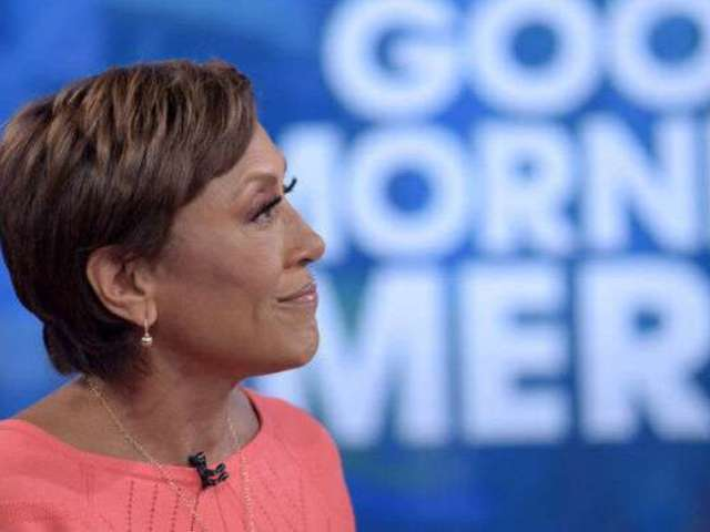 Robin Roberts Anchoring 'Good Morning America' From Home as Coronavirus Precaution