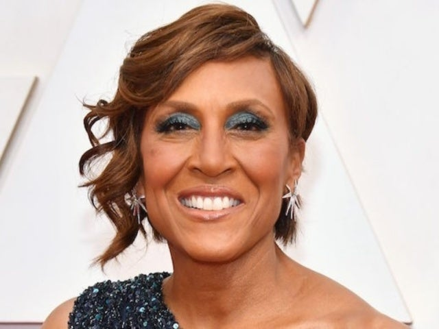 Robin Roberts Hosts 'Good Morning America' From Home Amid Coronavirus Pandemic