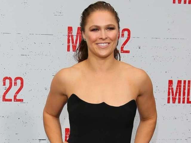 How Ronda Rousey Is Spending Her Coronavirus Self-Quarantine