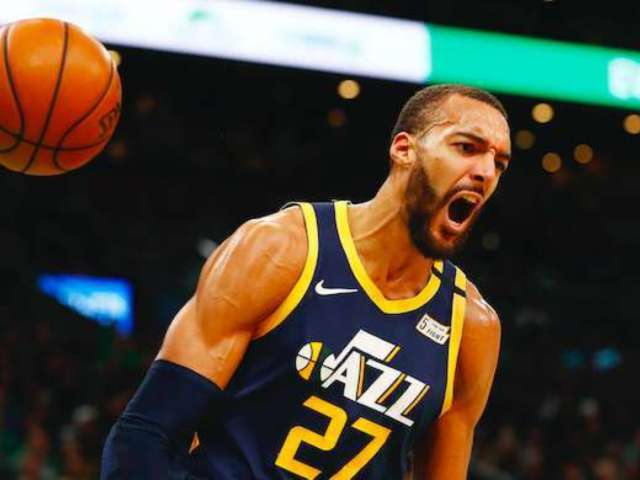 Rudy Gobert Loses Sense of Taste and Smell Amid Coronavirus Diagnosis