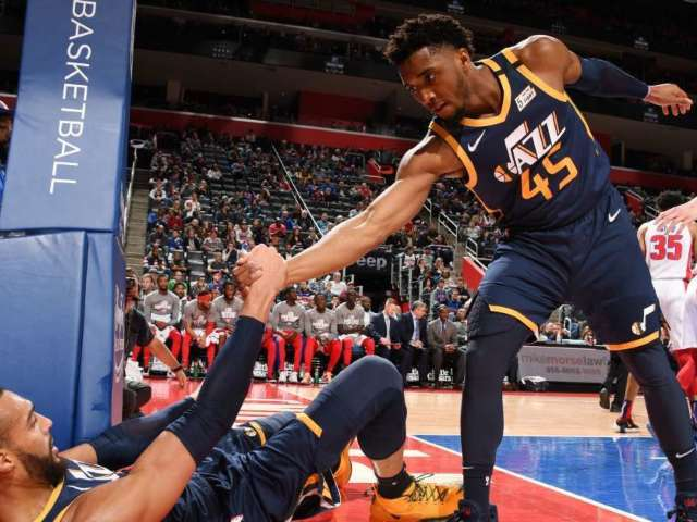 Utah Jazz Players Rudy Gobert, Donovan Mitchell Cleared of Coronavirus