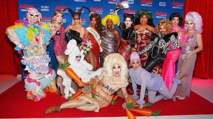 rupaul's drag race season 12 getty images