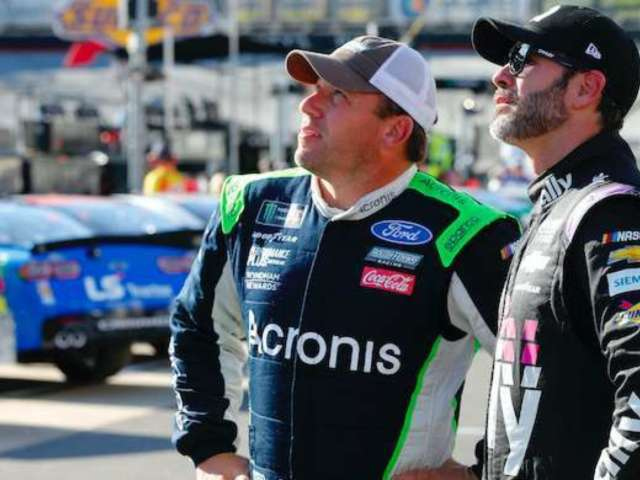 Ryan Newman: Daytona 500 Crash Ended NASCAR Star's Consecutive Starts Streak Alongside Jimmie Johnson