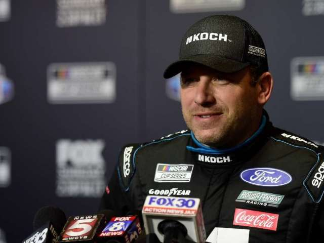 NASCAR's Ryan Newman Thanks Fans for 'Their Prayers,' Says He's 'Blessed'