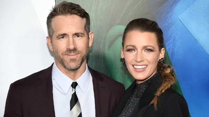 ryan reynolds blake lively getty images