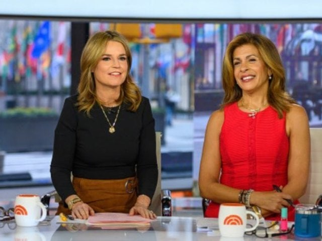 'Today' Co-Hosts Savannah Guthrie and Hoda Kotb Tear up Remembering Colleague Who Died of Coronavirus