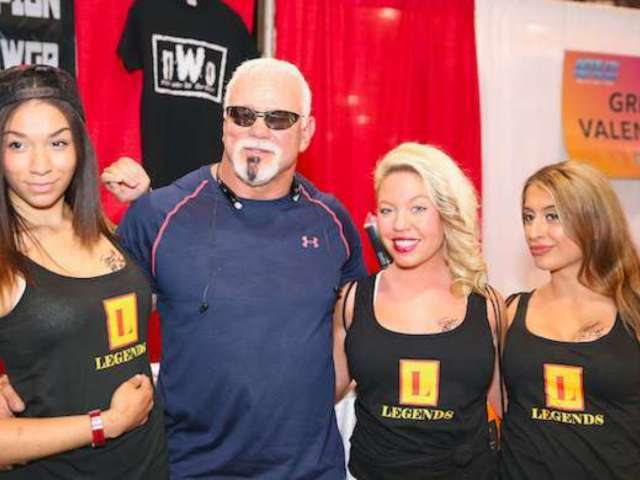 Scott Steiner Blasted WWE Hall of Fame Just Before Hospitalization
