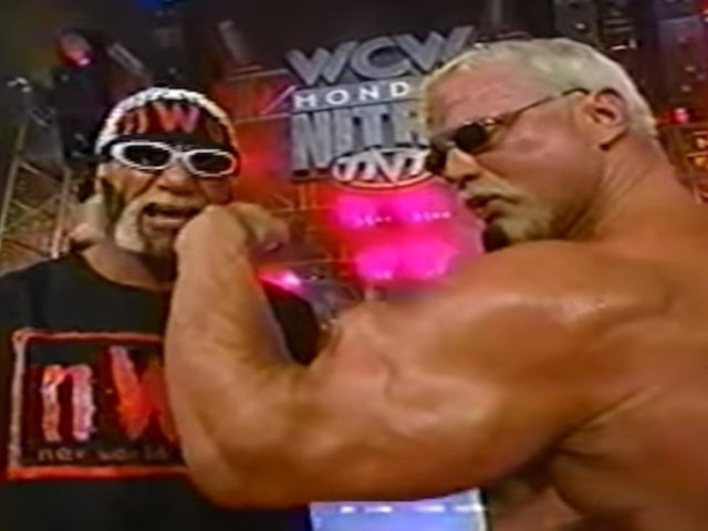 Scott Steiner Receives Well Wishes From Hulk Hogan Amid Hospitalization