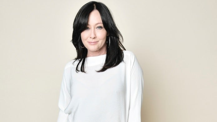 shannen doherty getty images