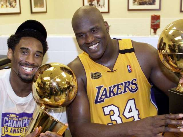 Shaquille O'Neal Thinks a Team With Kobe Bryant, Himself and These 3 Current Players Would Be Unstoppable