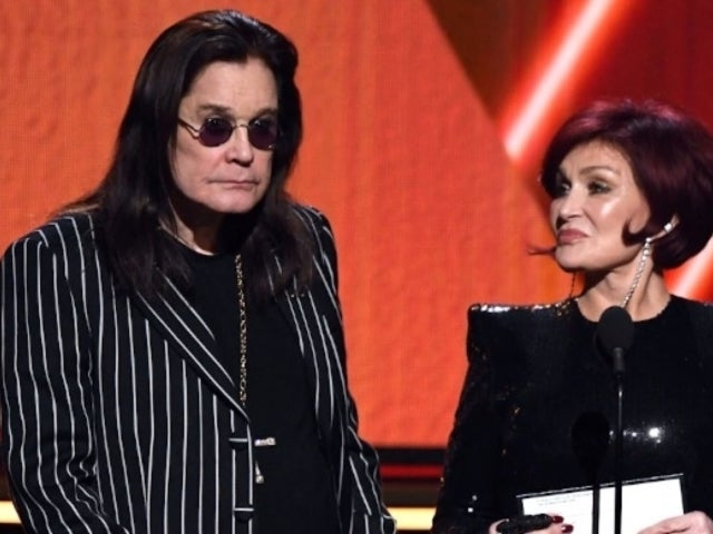 Sharon Osbourne Reveals Husband Ozzy Osbourne in 'Good Spirits' Despite Coronavirus Interrupting Parkinson's Treatment