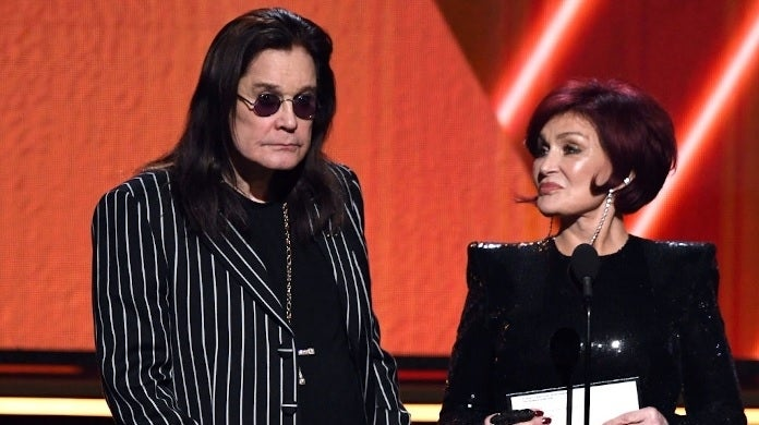 sharon ozzy osbourne getty images