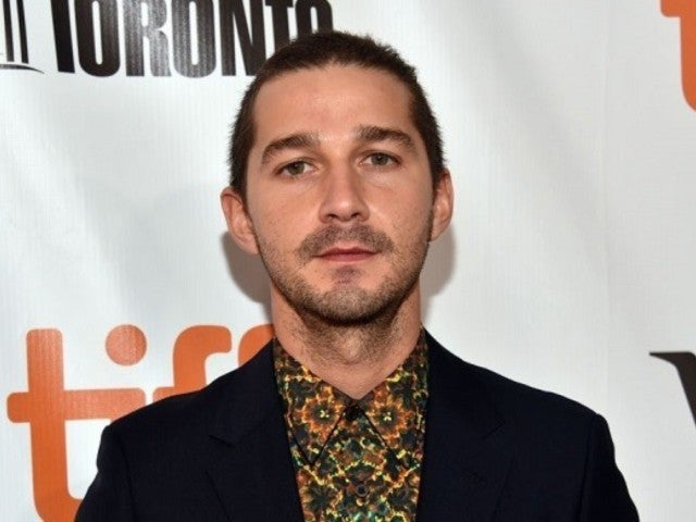 Shia LaBeouf Possibly Spotted Kissing Ex-Wife Mia Goth, Showing off Giant Tattoos in New Photos