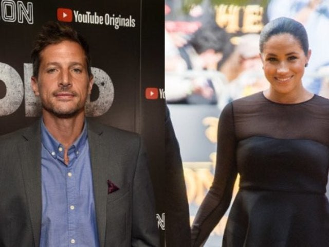 Simon Rex Claims He Was Bribed to Lie About Dating Meghan Markle for UK Tabloids