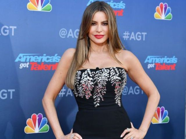 'America's Got Talent': Sofia Vergara Tells Fans to 'Stay Safe' as Production Shuts Down