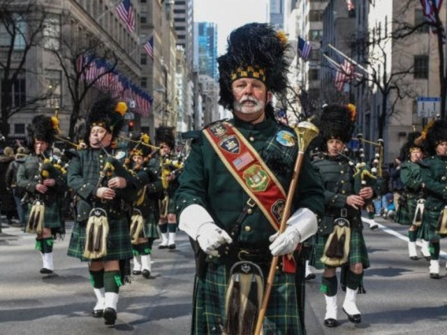 Coronavirus Update: New York St. Patrick's Day Parade Canceled for First Time in 258 Years