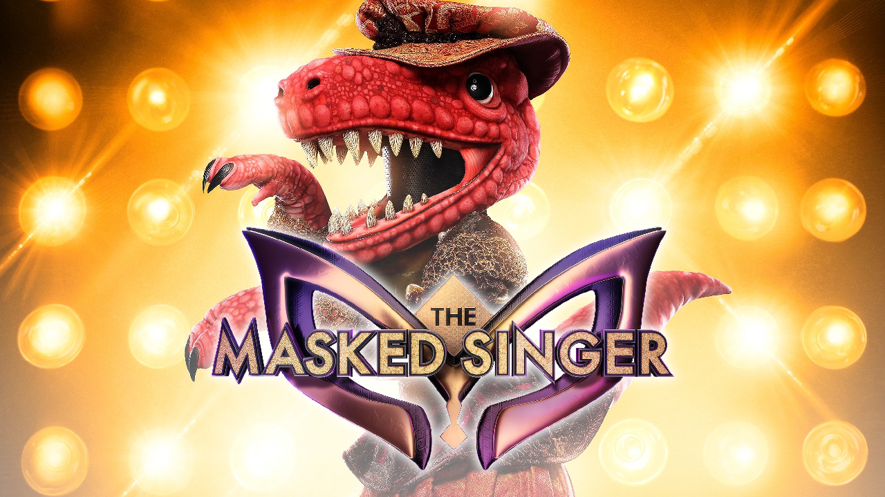 The Masked Singer Season 3, Episode 9 - T-Rex Unmasked