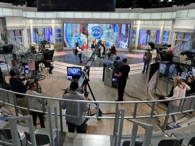 'The View' Fans Sound off With Coronavirus 'Doomsday' Comments After Massive Table Is Revealed During Taping