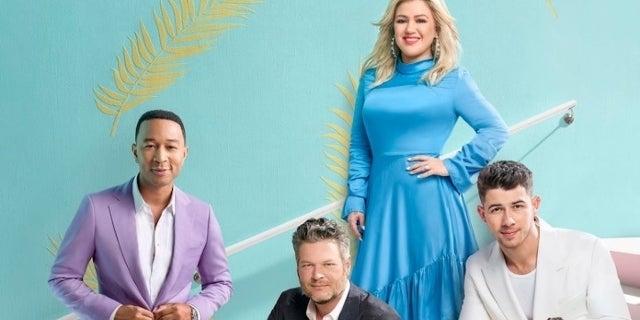 the voice season 18 judges nbc
