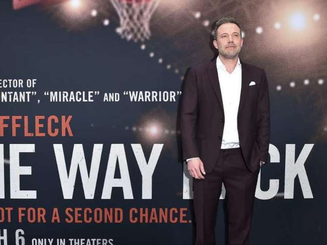 'The Way Back': How Ben Affleck's Basketball Drama Did at the Box Office in Its First Weekend