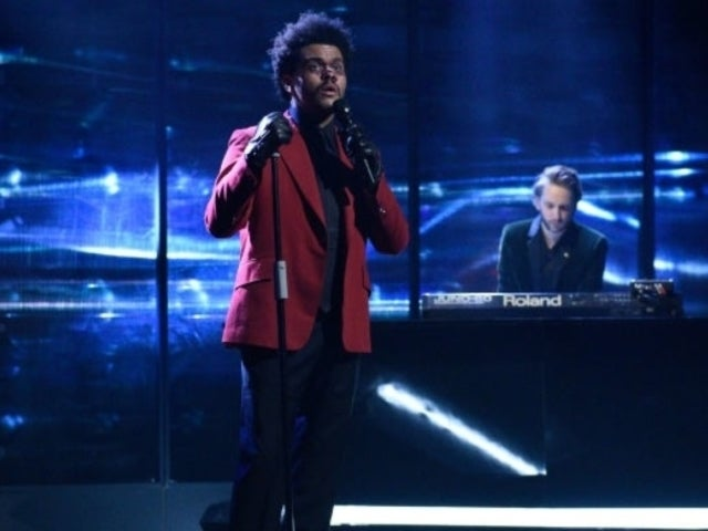 'SNL': Watch The Weeknd Debut New Song 'Scared to Live' With Bloody Performance