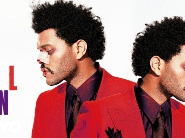 The Weeknd on 'SNL': See the Bloody Title Card Portraits