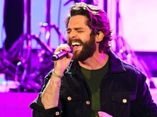 Thomas Rhett Reveals Sweet Words Daughter Willa Gray Said That Melted His Heart