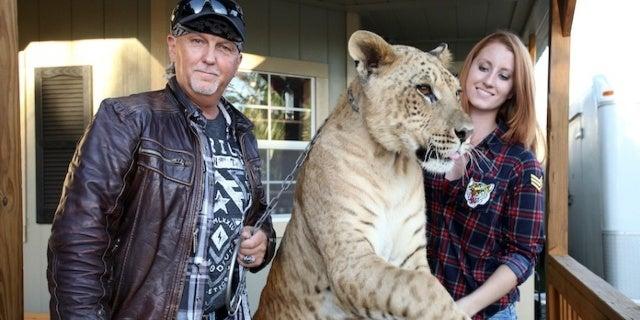 tiger-king-jeff-lowe-lauren-dropla-getty