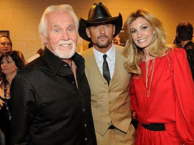Kenny Rogers: Tim McGraw Recalls Special Memory Involving Late Country Icon