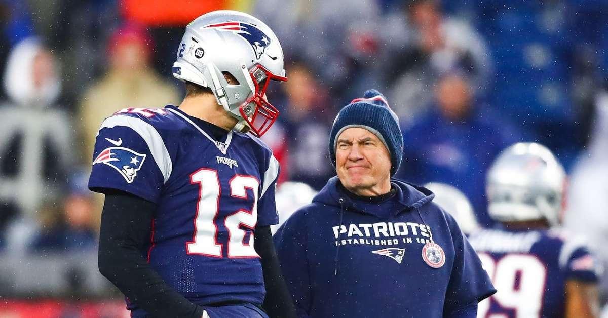 Tom Brady exit Patriots coach Bill Belichick reacts