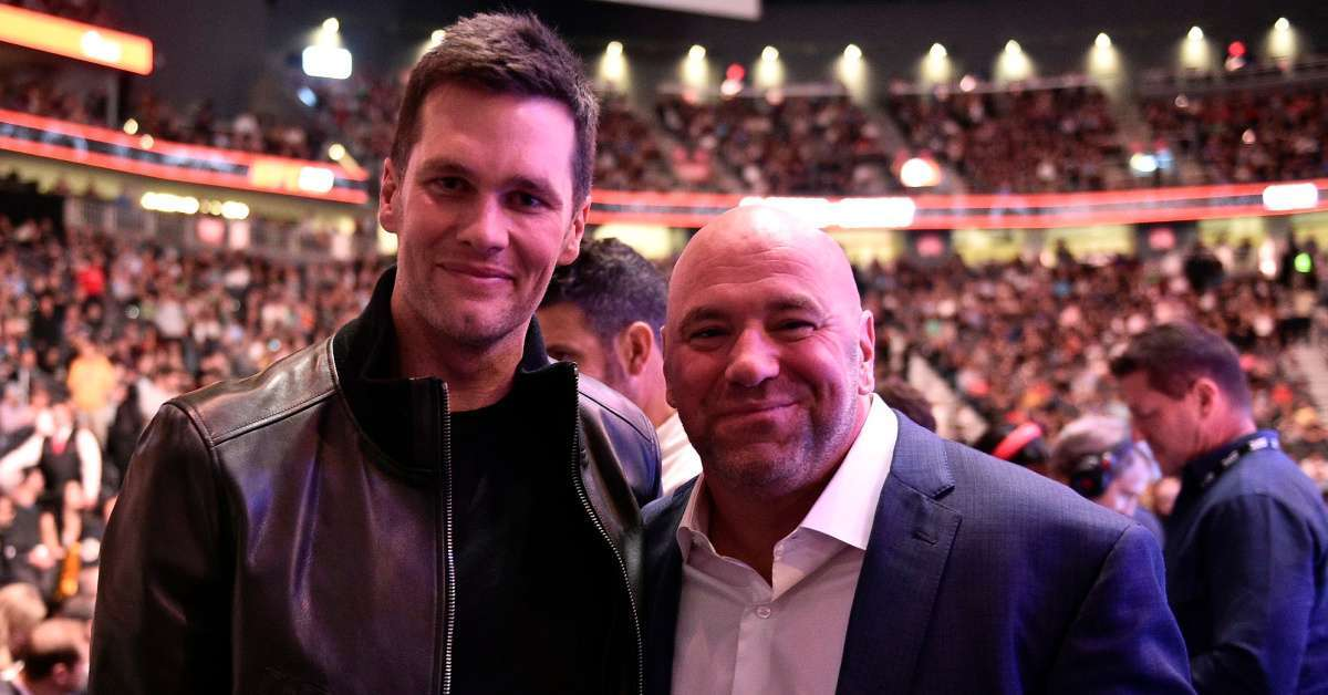 Tom Brady leaves Patriots Dana White weighs in