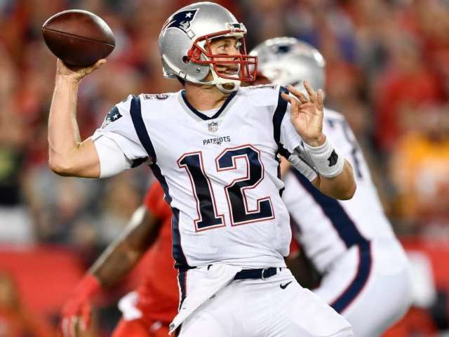 Colin Cowherd Says Tom Brady Will Sign With Tampa Bay Buccaneers