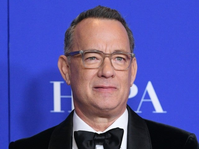 Tom Hanks Reveals Bag of Plasma Photo Amid Development of COVID-19 Treatment Following Recovery