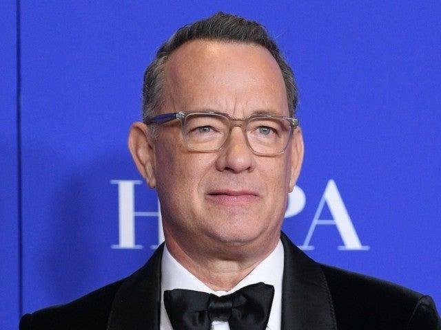 Tom Hanks Reveals First Photo Since Coronavirus Quarantine