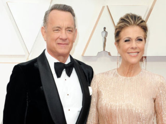 Tom Hanks and Rita Wilson Are All Smiles in First Photos Since Returning to US Following Coronavirus Diagnosis in Australia