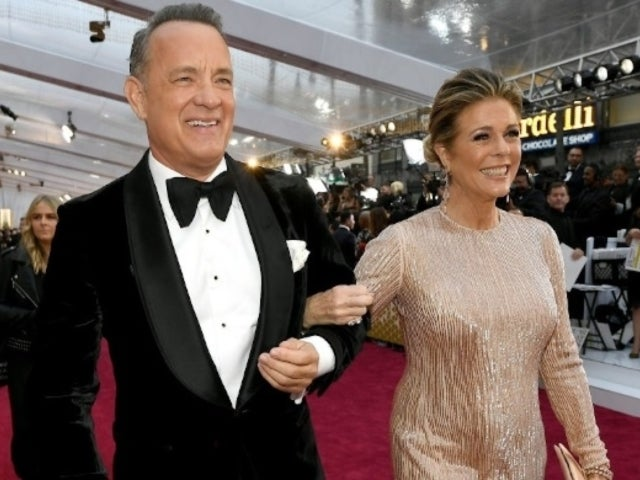 Rita Wilson Shares Tender Throwback Photo With Tom Hanks Amid Coronavirus Recovery, and Fans Cannot Get Enough