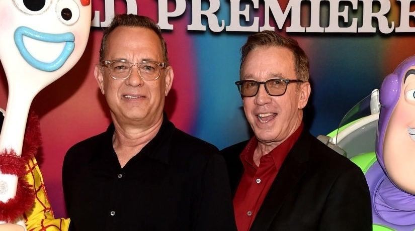 Tom Hanks Tim Allen