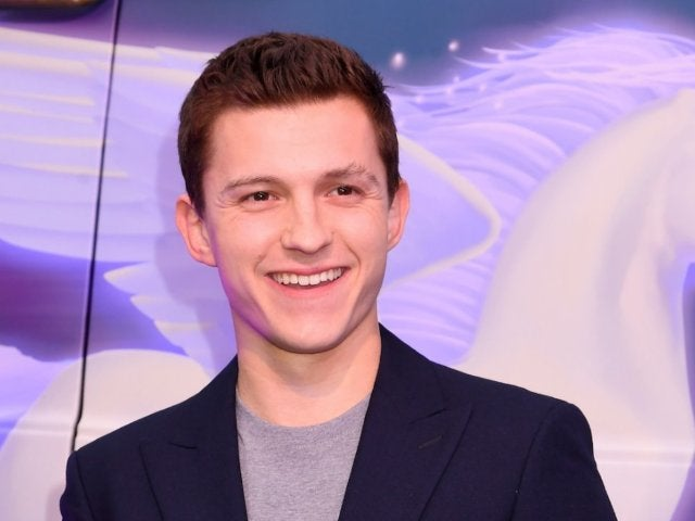Tom Holland Flashes Shaved Legs as He Goes Pantless in Virtual Interview