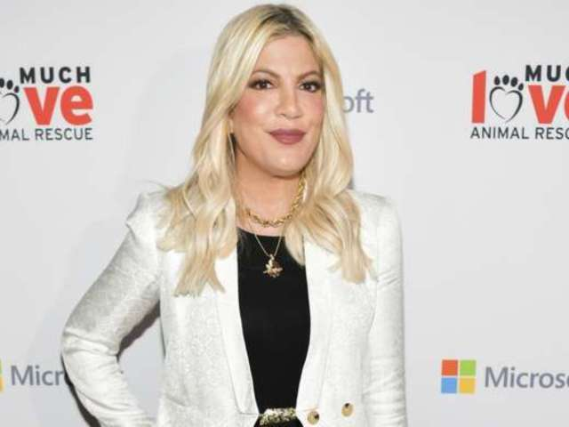 Tori Spelling Vents About Running out of Toilet Paper Amid Shortage: 'We Have 7 Butts to Wipe'