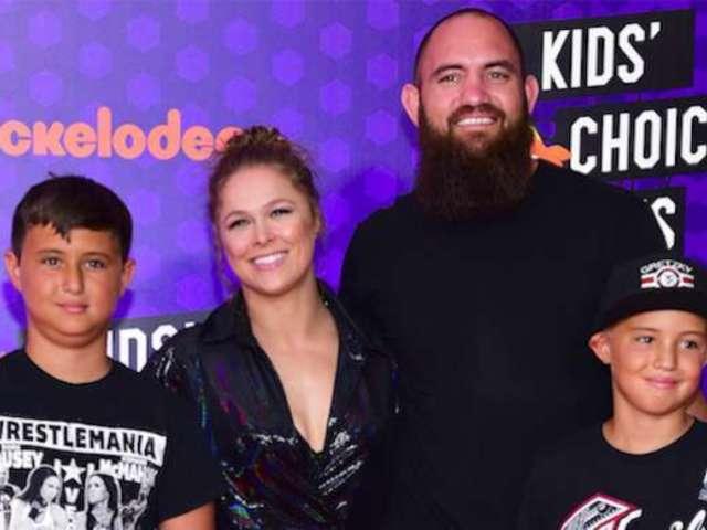 Ronda Rousey's Husband Travis Browne Blasts Coronavirus Panic Buyers With Fiery Meme