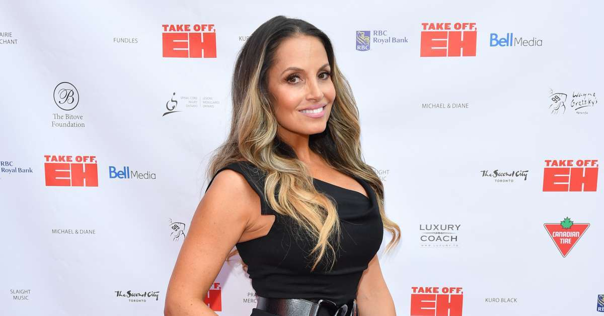 Trish Stratus aunt death mourn heartbreaking message