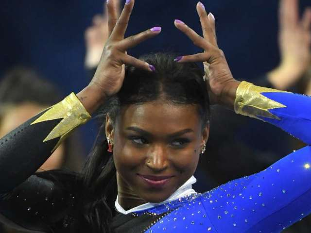 UCLA Gymnast Goes Viral After Epic Beyonce-Inspired Routine