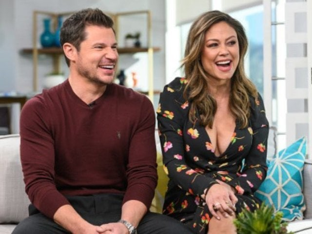 Vanessa Lachey Gets Candid About Shower Sex With Husband Nick Lachey
