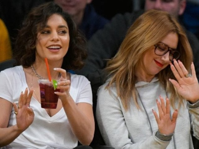 Vanessa Hudgens Joined in on Ashley Tisdale's 'High School Musical' Quarantine Dance Party Amid Coronavirus Video Backlash