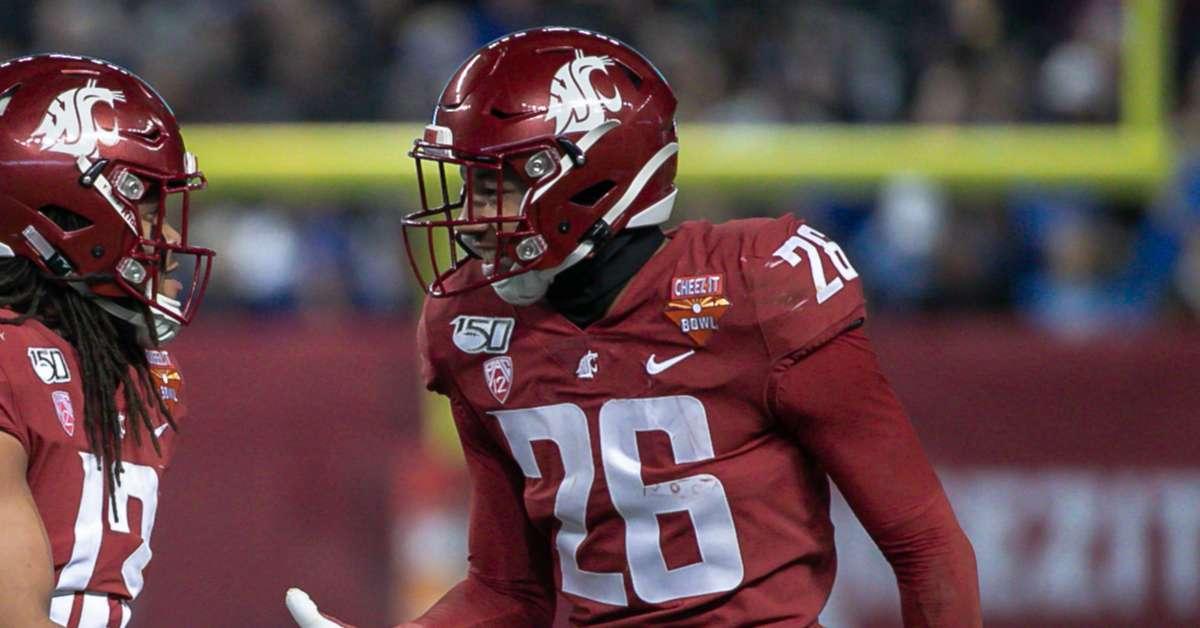 Washington State football Bryce Beekman dead 22