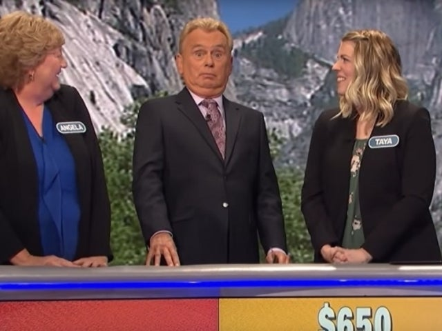 'Wheel of Fortune' Contestant Stuns Pat Sajak After Solving Massive Puzzle With Just Two Letters
