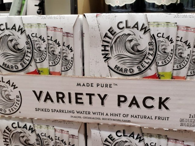 White Claw Adds 3 New Flavors for a Refreshing Summer Twist