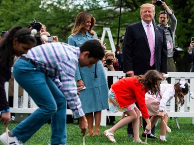White House Easter Egg Roll Canceled Due to Coronavirus